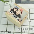 Ardor.客製化。彩色印刷木質音樂盒照片文字友情/情侶/生日禮物訂製送禮【bb127】911 SHOP