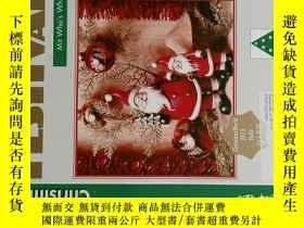二手書博民逛書店Christmas罕見festival 2013 01 聖誕節手工禮品工藝品飾品原版外文雜誌期刊Y114412
