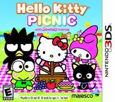 3DS Hello Kitty Picnic 凱蒂貓野餐(美版代購)