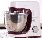 打蛋器順然臺式打蛋器電動家用廚師機奶油機打發小型攪拌和面奶蓋機商用 名創家居館