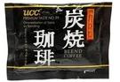金時代書香咖啡 UCC 純炭燒黑咖啡即溶隨身包 2g*100入*10袋/箱 00238-10