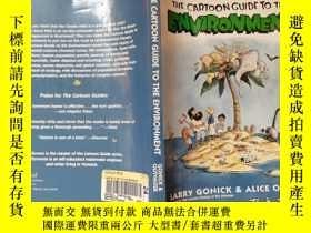 二手書博民逛書店Cartoon罕見Guide to the EnvironmentY22710 Larry、Alice Out