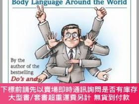 二手書博民逛書店預訂Gestures:罕見The Do S And Taboos Of Body Language Around