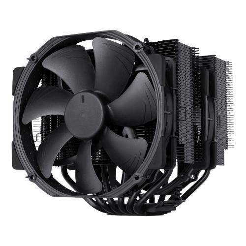 Noctua 貓頭鷹 NH-D15 chromax.black 黑化雙塔雙扇六導管靜音 高165mm CPU散熱器