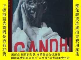 二手書博民逛書店GANDHI,An罕見Autobiography: or the