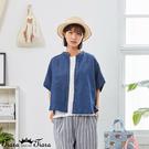 中山領造型,前開襟襯衫,棉麻材質,涼爽舒適,休閒好穿搭。