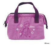 【五折】冰雪奇緣2 安娜 便當袋 手提袋 保溫 保冷 日本正版 該該貝比日本精品
