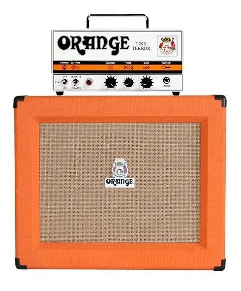 【金聲樂器廣場】全新 ORANGE Tiny terror 真空管電吉他音箱 + PPC112 單體音箱