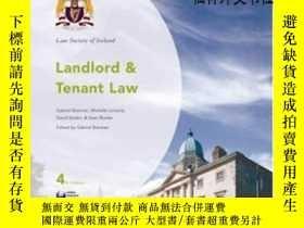 二手書博民逛書店【罕見】2007年出版 Landlord And Tenant