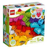 樂高積木 LEGO《 LT10848 》2017 年 Duplo 得寶系列 - 我的第一套積木╭★ JOYBUS玩具百貨