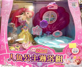 MIMI系列 迷你MIMI人魚公主淋浴組 TOYeGO 玩具e哥