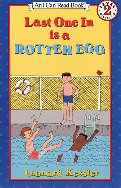 (二手書)An I Can Read Book Level 2: Last One is a Rotten Egg