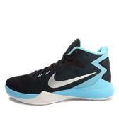 Nike Zoom Evidence [852464-004] 男鞋 運動 籃球  黑 藍
