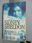 【書寶二手書T2/原文小說_IOT】Windmills of the Gods_Sidney Sheldon