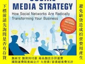 二手書博民逛書店The罕見Executive s Guide to Enterprise Social Media Strateg
