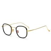 鏡框(方框)-韓版時尚熱銷精選男女平光眼鏡5色73oe73【巴黎精品】
