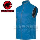 Mammut長毛象 1010-15840-5528藍色 男質輕舒適保暖背心 Aenergy Thermo Vest