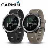 [富廉網]【GARMIN】Forerunner 645 GPS智慧心率跑錶 黑/灰 產品料號 010-01863