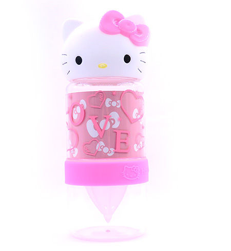 Hello kitty 檸檬榨汁杯