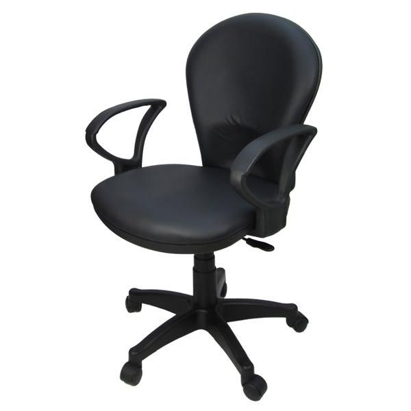 *邏爵* 181-2 鴨嘴獸皮面辦公椅 書桌椅 電腦椅 造型扶手 氣壓升降 彈性後仰 無須組裝