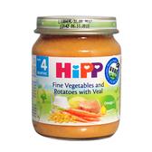 HiPP喜寶天然蔬菜小牛肉全餐[衛立兒生活館]