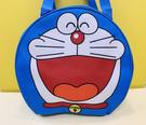 【震撼精品百貨】Doraemon_哆啦A夢~小叮噹縮口收納包/手提包-大笑哆啦A夢#00284