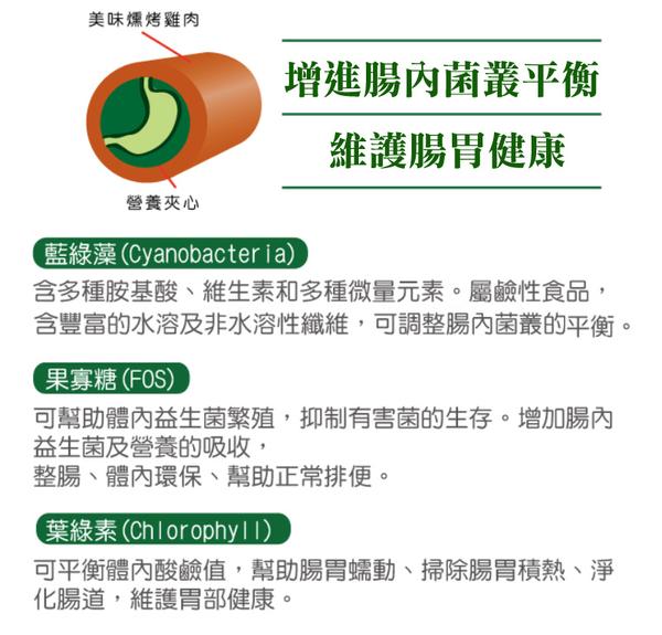 ◆MIX米克斯◆關健時刻.專業養生健康機能零食(營養夾心雞肉條)-腸胃保健150g