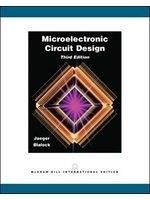 二手書博民逛書店 《Microelectronic Circuit Design 3/e》 R2Y ISBN:0071102035