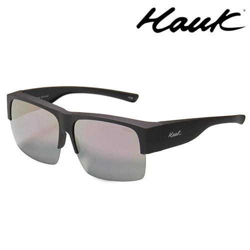 HAWK 偏光太陽套鏡(眼鏡族專用) HK1604A-28