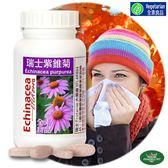【赫而司】瑞士EFLA894紫錐菊口含錠(60顆/罐)原廠高濃縮45:1紫錐花