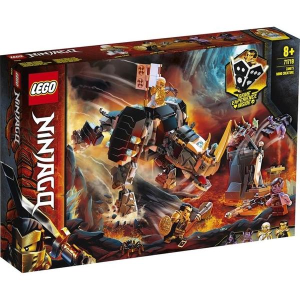LEGO 樂高  71719 Zane s Mino Creature