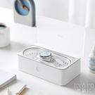 超聲波清洗機家用牙套首飾手表水果眼鏡清洗器餐具 快速出貨