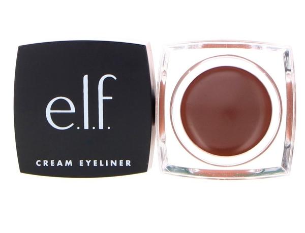 【愛來客 】美國ELF彩妝 E.L.F. Cosmetics, Studio Cream 專業防水眼線膠/眼線膏 咖啡色