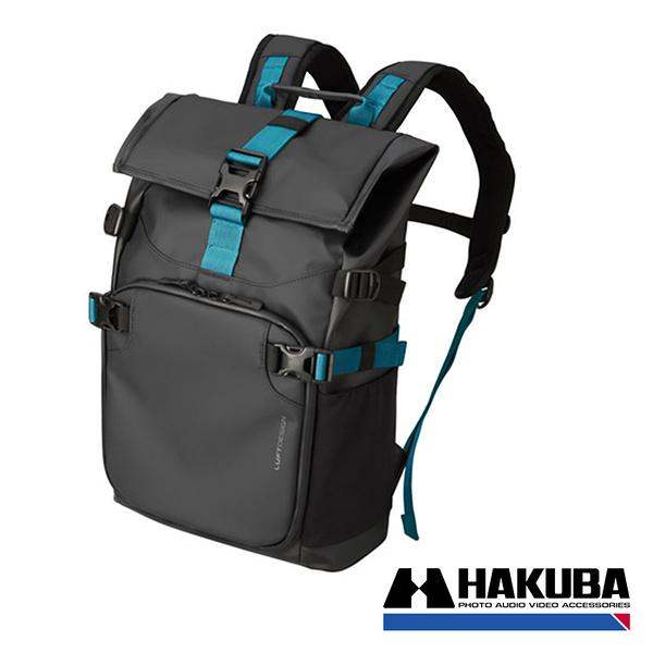 日本 HAKUBA LUFTDESIGN RESIST SLD-RS-BPBK 雙肩防水後背包 黑色 HA205039