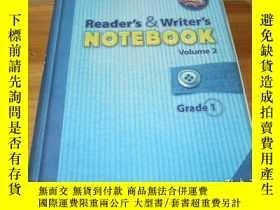 二手書博民逛書店reader s罕見& writer s notebook vo