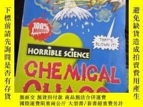 二手書博民逛書店Horrible罕見Science: Chemical Chao