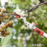 修枝剪 鋁合金園藝剪刀伸縮3米高枝剪高空剪 果樹摘果器龍眼采果剪YTL