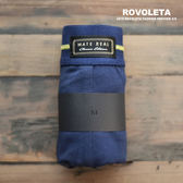 四角貼身褲|亮黃縫線|丈青【MR-02】(ROVOLETA)