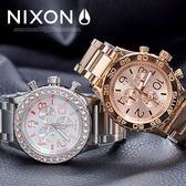 NIXON A037-1519 42-20 CHRONO 美式休閒  NIXON 熱賣中!