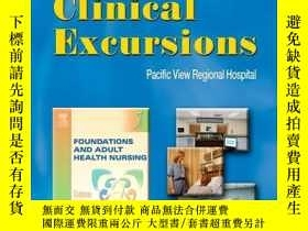 二手書博民逛書店Virtual罕見Clinical Excursions 3.0 For Foundations And Adul