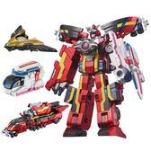 奧迪雙鑽巨神戰擊隊3超救分隊變形機器人沖鋒爆裂太陽戰擊王玩具T