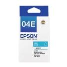 EPSON T04E 04E T04E250 藍色 原廠墨水匣 盒裝 適用XP-2101 4101 WF-2831