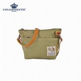 【COLORSMITH】CV.方形側背包.CV1367-A-GN