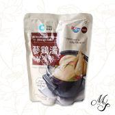 【Miss Sugar】韓國第一品牌 大象 蔘雞湯 (超大包1kg/包) 人蔘雞湯 人蔘湯 蔘雞湯 糯米雞湯 加熱即食