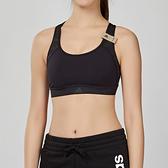 Adidas Dont Rest Bra 女款 黑色 中度支撐 健身 重訓 運動 可拆式襯墊 內衣 DZ6083
