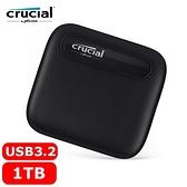 Micron Crucial X6 1TB  外接式SSD