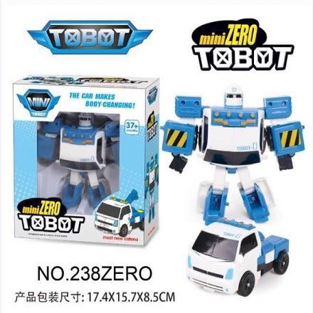 Tobot 機器戰士-238ZERO