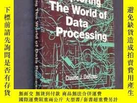 二手書博民逛書店Exploring罕見The World of Data Pro