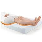 孕婦枕墊腳枕記憶棉墊腿枕腳枕頭孕婦抬腿墊床上曲張睡墊腿部抬高墊小山好物