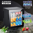【ZANWA 晶華】電子雙核芯變頻式冰箱(ZW-30STF)